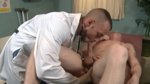 The Prostate Exam - Jessie Colter & Evan compassion anal Hook up