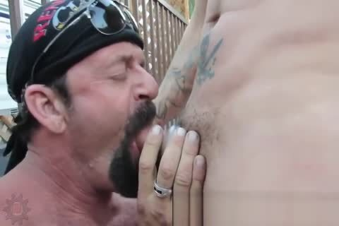 Biker Daddies pounding